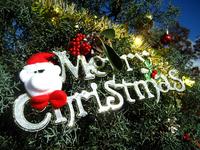 梅小路公園のクリスマスデコレーション