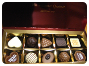 ベルギーチョコ